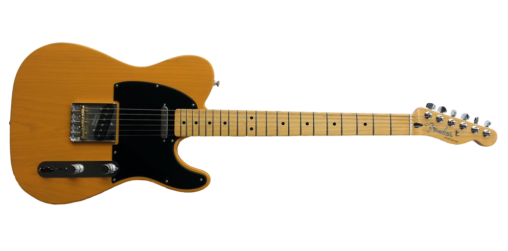 fender telecaster fsr review guitar verdictguitar verdict. Black Bedroom Furniture Sets. Home Design Ideas