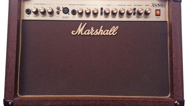 Marshall AS50D front