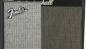 Marshall Fender amp