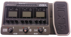 Zoom G3X front